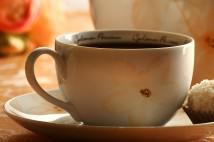 Rozgrzewająca kawa według Pięciu Przemian