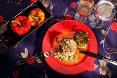 Królowa kuchni węgierskiej na letnie pop
