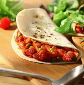 Tortilla warzywna